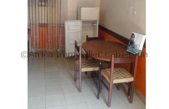 Appartement meubl 2 chambres yaounde omnisports for Appartement meuble a yaounde