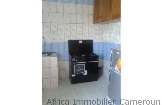 Appartement meubl 2 chambres yaounde ngousso for Appartement meuble a yaounde cameroun